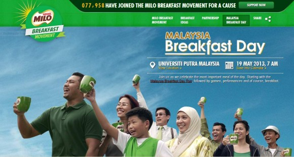 Milo-Breakfast-run